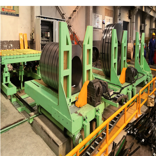 Semi-auto Horizontal Coil Packing Line