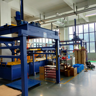 Automatic Plastic Coil Packaging Line